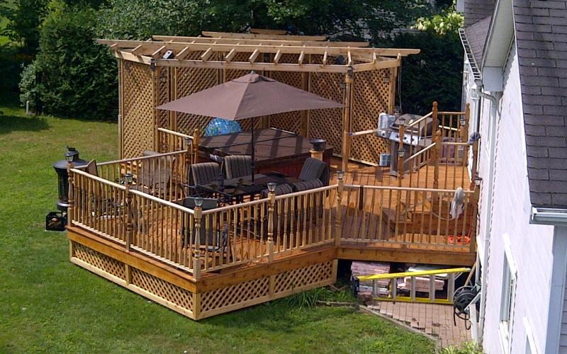 construction harmonie balcon. Black Bedroom Furniture Sets. Home Design Ideas
